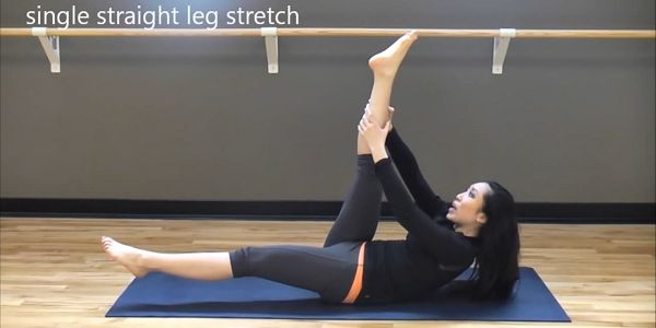 Top 10 populairste Pilates workout video's op Youtube