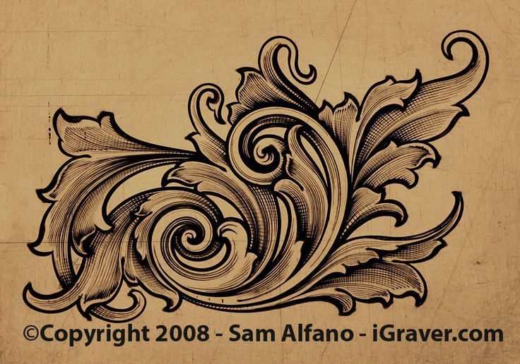 Sam Alfano, engraver - Miscellaneous Engraving