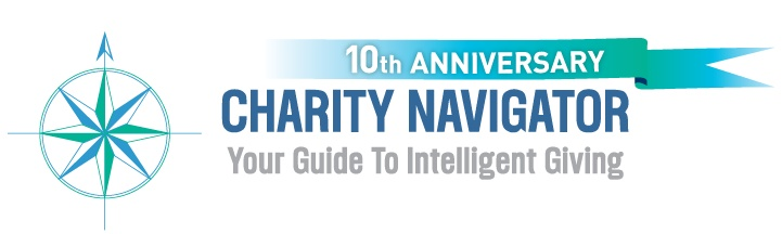 We are a 4 Star Charity Navigator organization