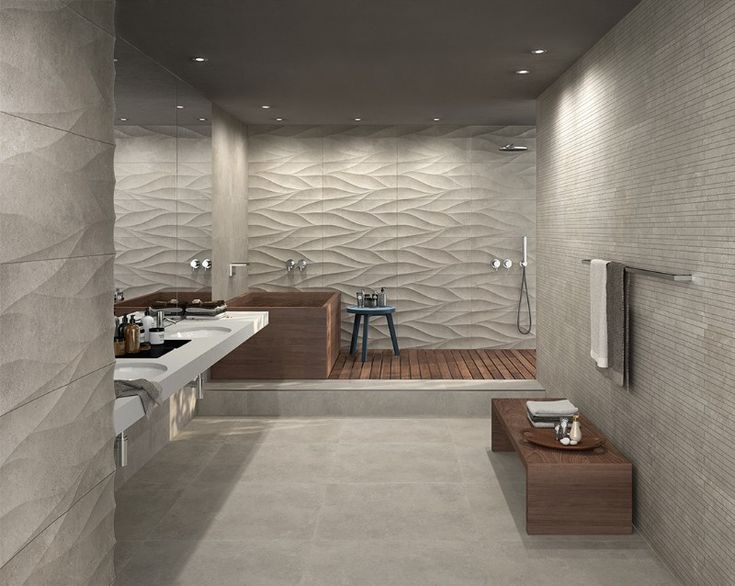 Majesty modern luxurious minimal bathroom in a trendy light grey this setup