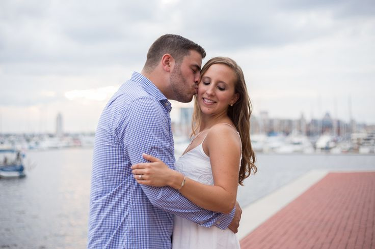 Patterson Park and Canton Waterfront Baltimore engagement