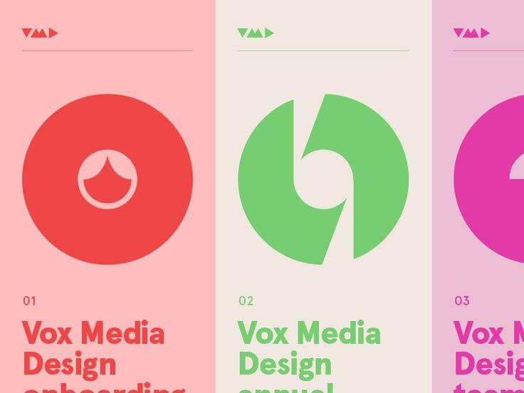 Vox Media things