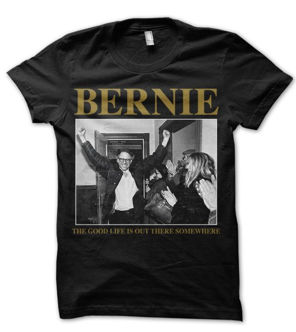 Bernie Sanders. The Smiths. Poll out tonight with this stitch to wear. Limited edition shirt. Printed on high quality Tultex tees.$17.99