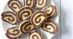 Keksztekercs   APRÓSÉF.HU - receptek képekkel