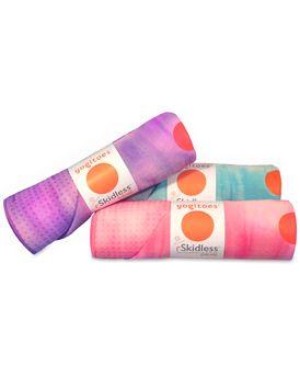 Skidless Yoga Towel by Yogitoes