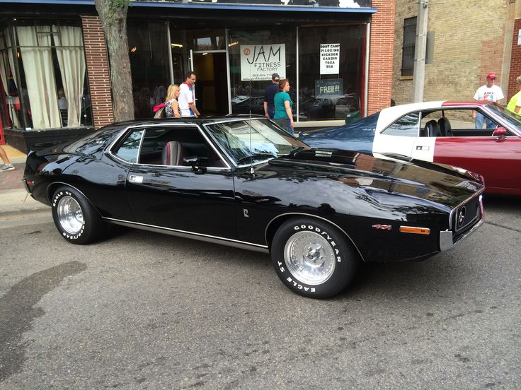 440 best AMC images on Pinterest Amc javelin, Vintage cars and - craigslist kenosha