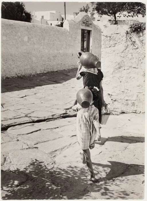 Μυκονος 1948, David Seymour.
