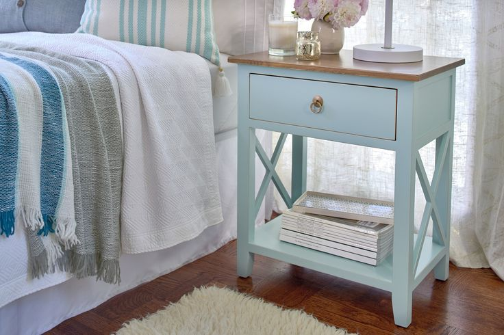 """Features:  Frame Material: -Wood.  Top Material: -Wood.  Style: -Traditional/Coastal.  Top Finish: -Brown. Dimensions:  Overall Height - Top to Bottom: -23.5"""".  Overall Width - Side to Side: -20.5""""."""