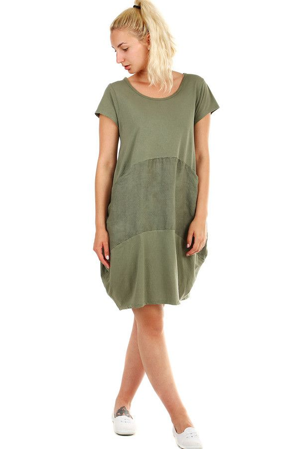 4e812f627120 Volné dámské letní šaty na pláž - koupit online na Glara.cz