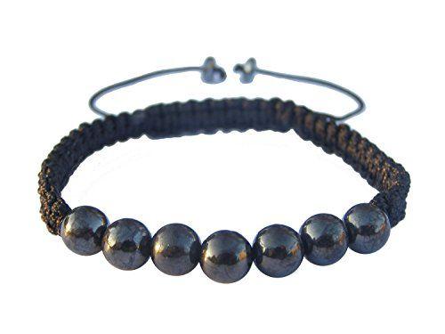 #ZENstore Shungite Shamballa Handmade Bracelet http://www.amazon.com/dp/B00PYDWOHA/ref=cm_sw_r_pi_dp_hxSDub1RDBTYV