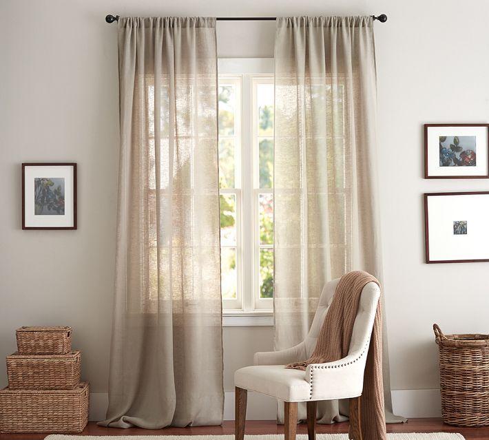 Best 25 Pottery barn curtains ideas on Pinterest Window