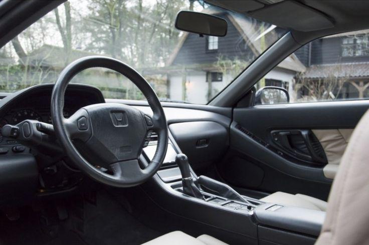 #Honda #NSX