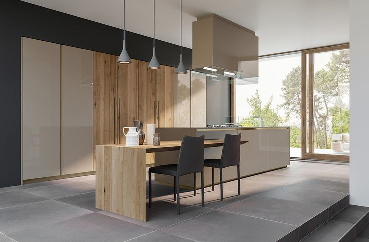 Nuova cucina Mediterraneum di SCIC
