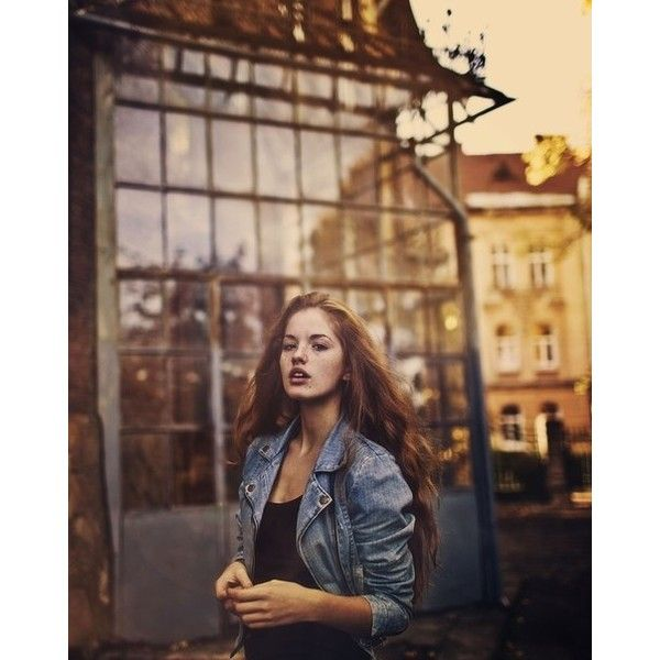 Untitled ❤ liked on Polyvore featuring people, girls, marta syrko, women and redhead