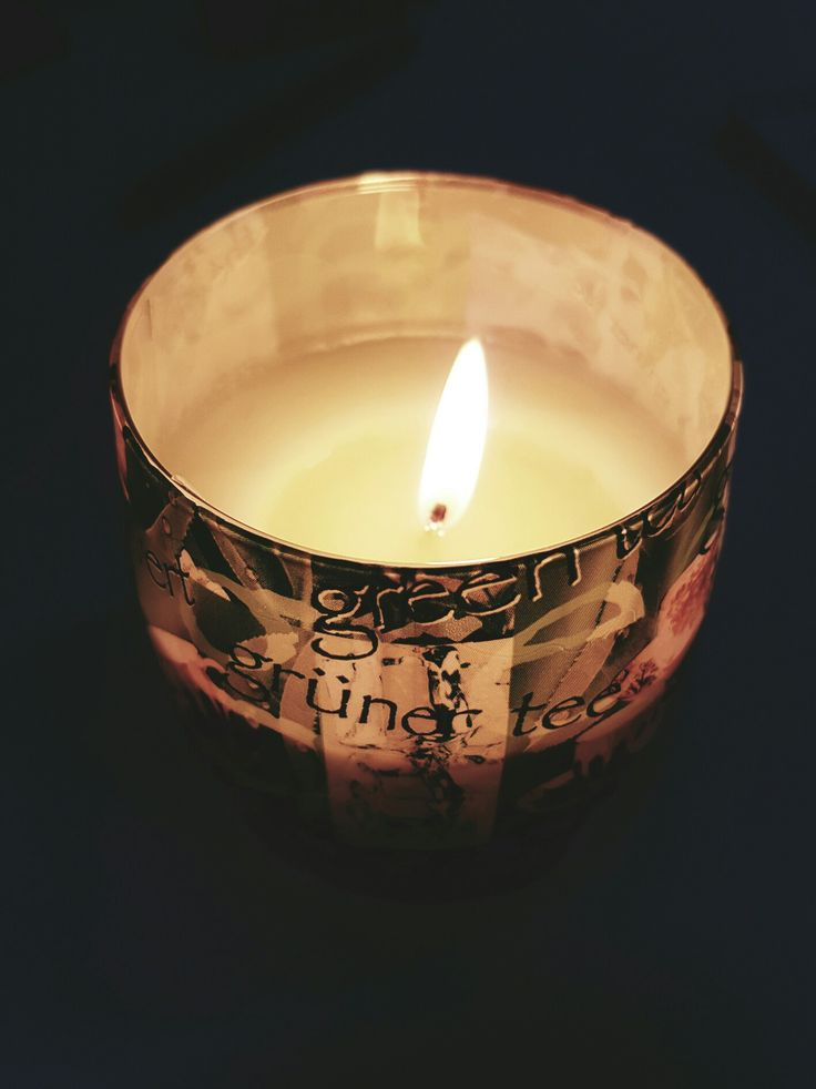 Light with parfume