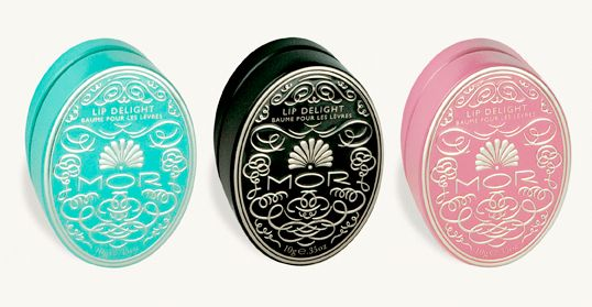 Amazing MOR Cosmetics Lip Balms Packaging Design Galleries and Ideas