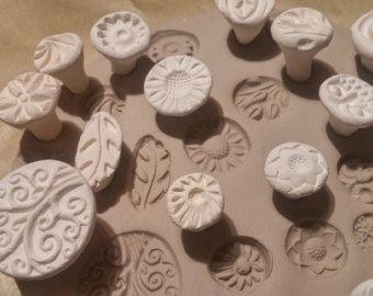 15 timbres de différente texture biscuit pour pâte par KimberlyMoon