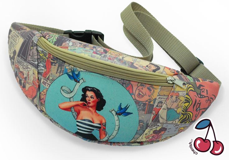 PinUp Girl BumBag | cherrish
