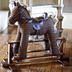 LITTLE BIRD TOLD ME - ROCKING HORSE - TENNYSON