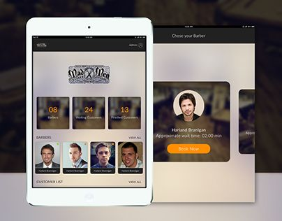 """Check out new work on my @Behance portfolio: """"Madmen iPad Application"""" http://be.net/gallery/40508619/Madmen-iPad-Application"""