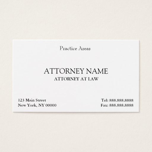 Attorney Elegant Clean Business Card Zazzle Com Cleaning Business Cards Carpet Cleaning Solution How To Clean Carpet