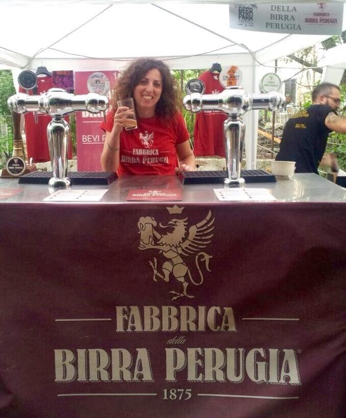 Luana Meola di Birra Perugia ci racconta la sua storia