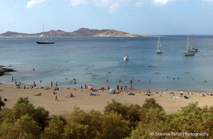 Piperi Beach @ Paros island , Greece !!