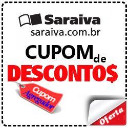 Cupom de desconto Saraiva