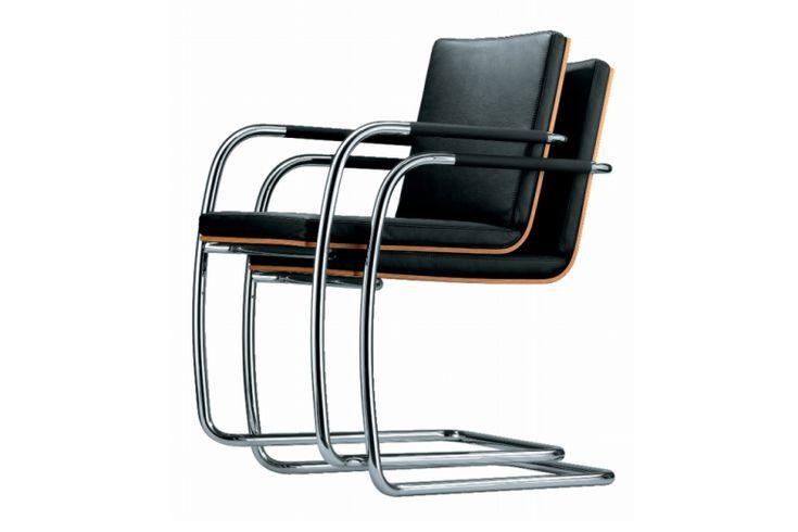 Programm S 60 - THONET-Möbel - Stühle, Tische, Sessel und Sofas, Design-Klassiker aus Bugholz und Stahlrohr