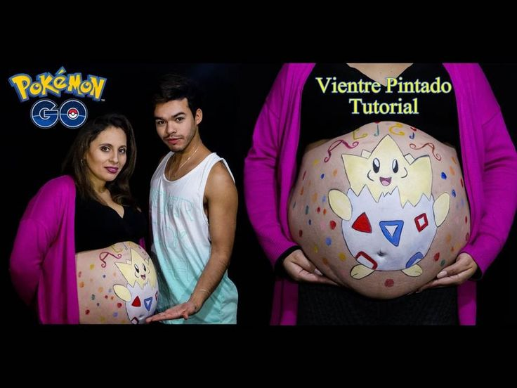 Pokemon Go! Vientre Pintado | #HPStylist V. °75