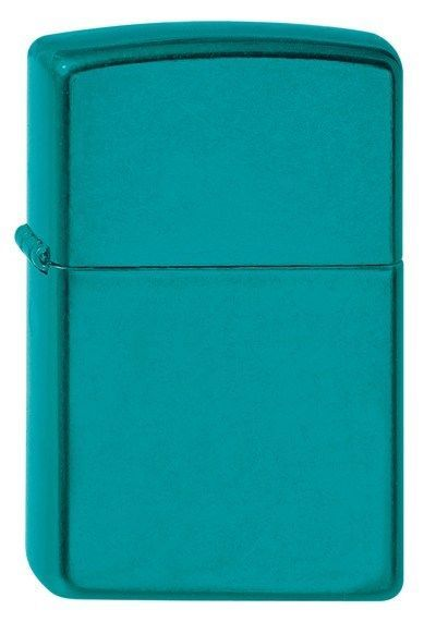 Classic Colours ZIPPO new+ovp REGULAR CANDY TEAL