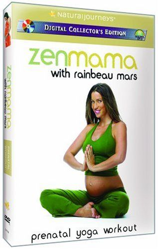When I was pregnant with my first, I did prenatal yoga at home. Here's a prenatal yoga dvd review of the dvd I enjoyed the most.