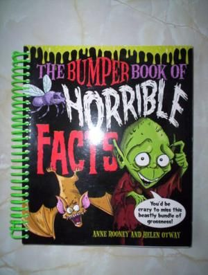 """The Bumper Book of Horrible Facts"" av Anne Rooney"
