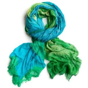 Yigal Azrouel Feather Stroke Scarf