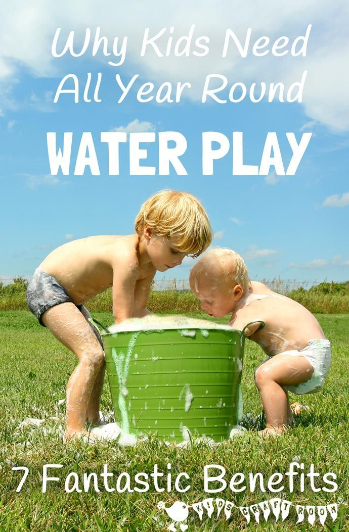 Water play is great fun and not just for Summer!Discover the full…