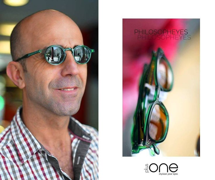 Monsieur Zannis rocks in his new PHILOSOPHEYES. #stylizeyoureyez #philosopheyes #sunglasses #summer #thessaloniki #aristotelous #sun #sunnies #zannis #plusoneframes #greece #italia #handcrafted #handmade
