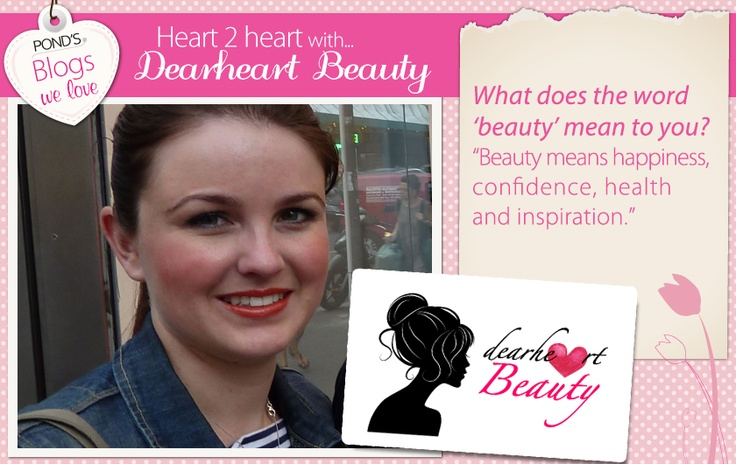 What does the word 'beauty' mean to YOU?