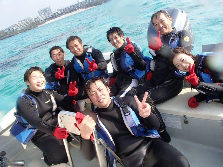 サンゴ礁シュノーケル! - http://www.natural-blue.net/blog/info_103.html