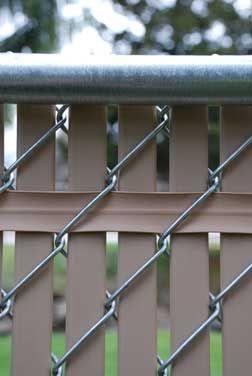 Option Lock Privacy Slats