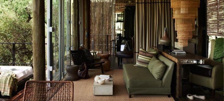Staying at Singita Sweni Lodge   African Safaris