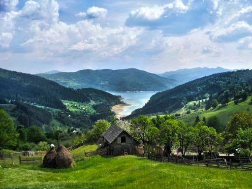 Erdély/Transylvania, Eastern-Carpathians