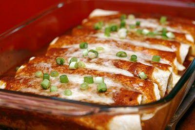 chicken enchiladas from america's test kitchen