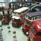 London Transport Museum reopened on 22 November 2007 revealing more exhibition space than before. The museum travels back through the 200-year history of public transport, arranged according to several themes: London Transport's famous design heritage, the poster collection, public transport during both World Wars and plans for the capital's development in the twenty-first century.     It is a 10 minute walk from the New Court Campus.