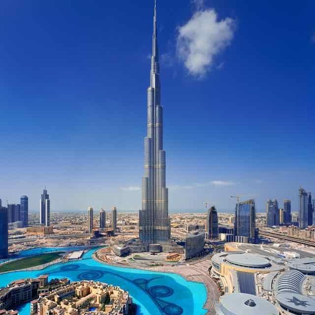 Burj Khalifa, das höchste Gebäude der Welt | Tiqets