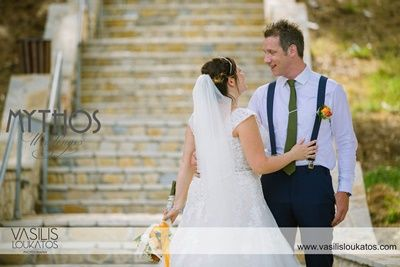 Great photo of bride & groom #weddingphotosideas_brideandgroom
