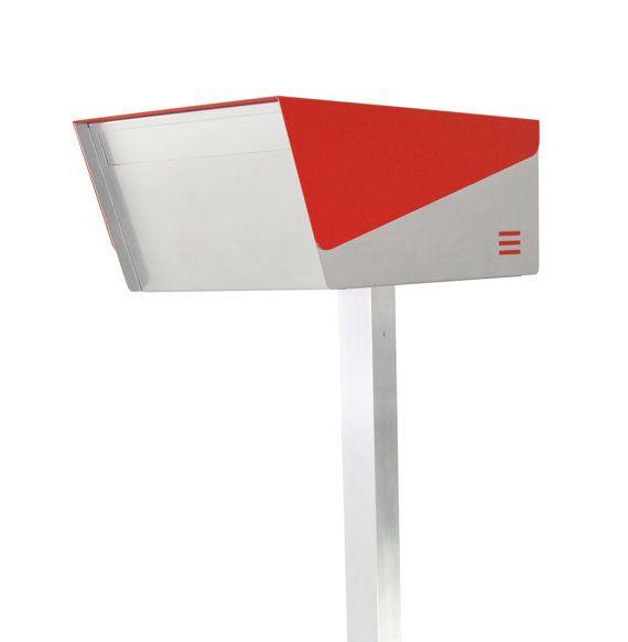 Japanese Modern Mailbox  Katana by LetterboxTokyo on Etsy