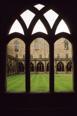 Durham Cathedral, UK  location for the first two Harry Potter films