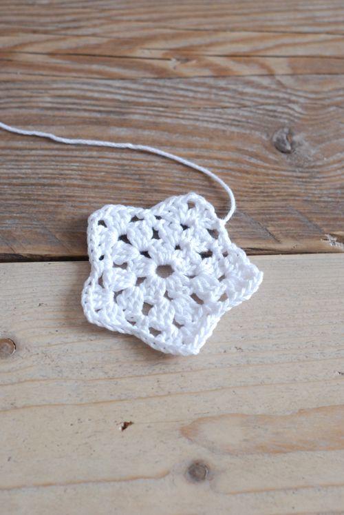 twinkle twinkle little star #crochet