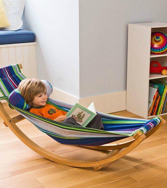 Rocking Hammock for Kids | The Sensory Spectrum