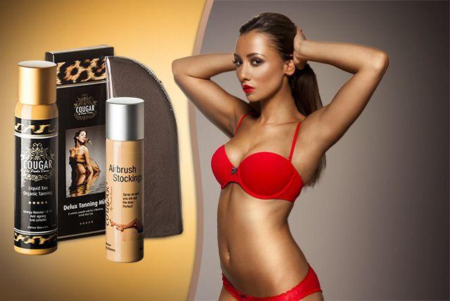 Airbrush Stockings Tanning Spray
